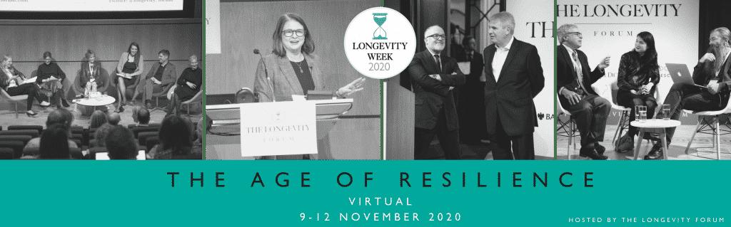Longevity Week November 9-12 2020